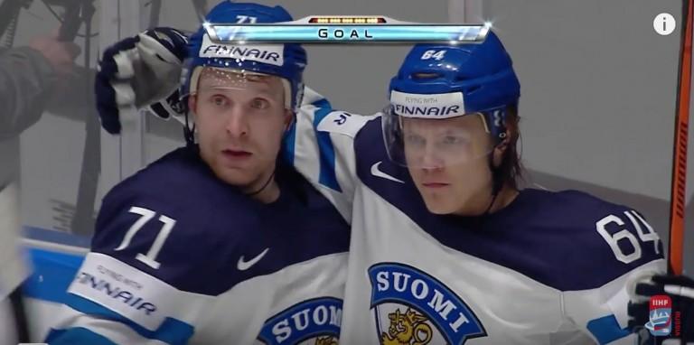 Mikael Granlundia ei nähdä MM-kisoissa – pelasi NHL-pudotuspeleissä murtuneella kädellä