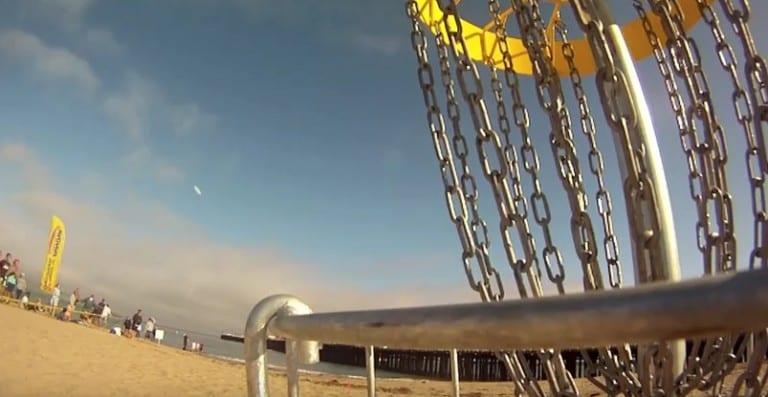 Klassikkovideo: Seppo Paju ja eeppinen holari frisbeegolfissa