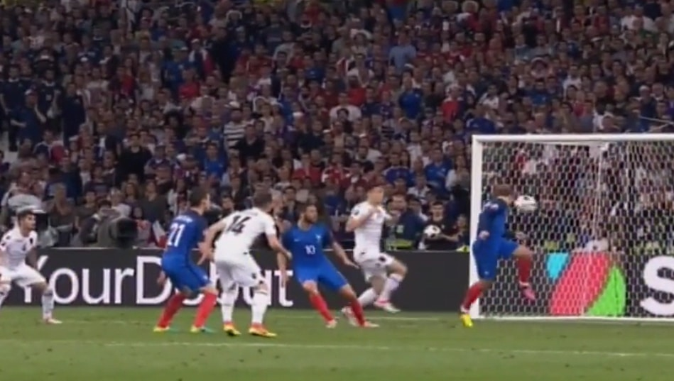 Video: Antoine Griezmann pelasti Ranskan