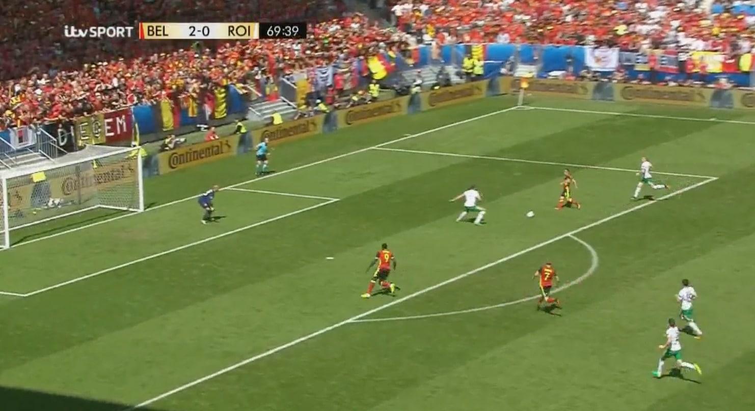 Video: Romelu Lukaku nosti Belgian tärkeään voittoon