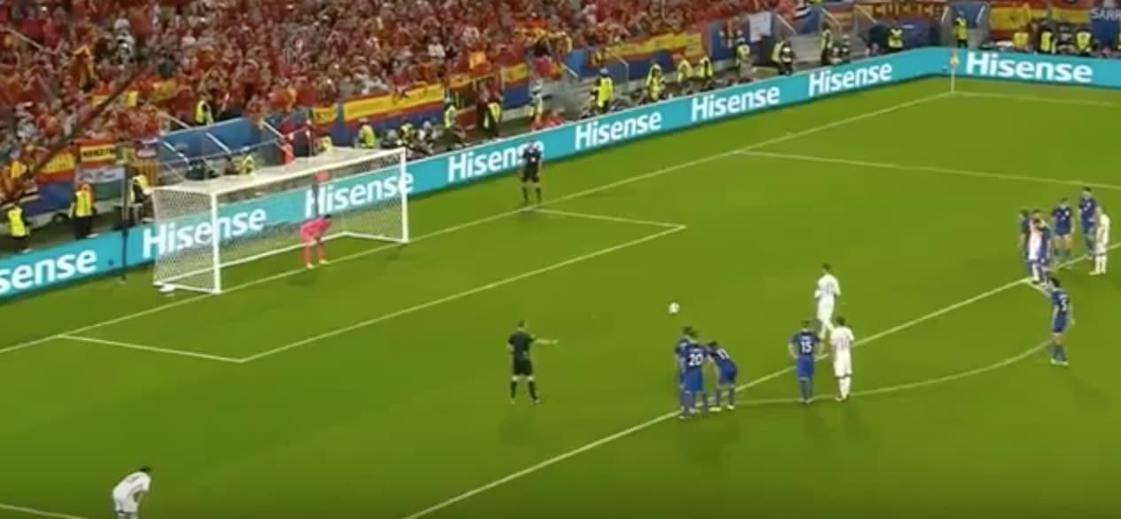 Video: Kroatia lohkovoittoon – Sergio Ramos mokasi pilkun