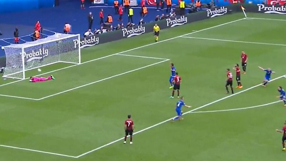 Kroatia Luka Modric volley turkki-kroatia EM-jalkapallo Pallomeri.net