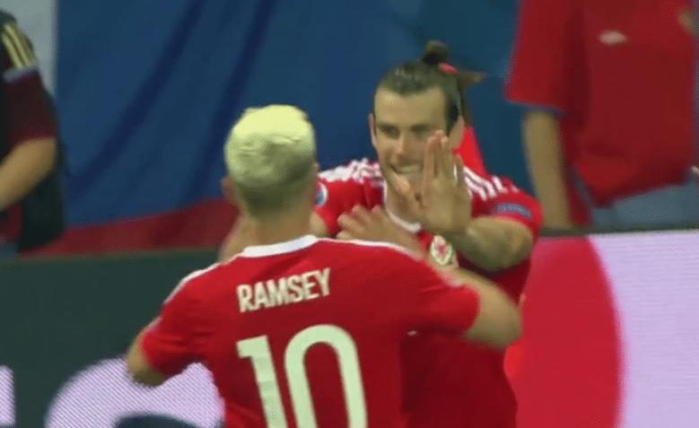 Jymypaukku - Wales voitti B-lohkon!