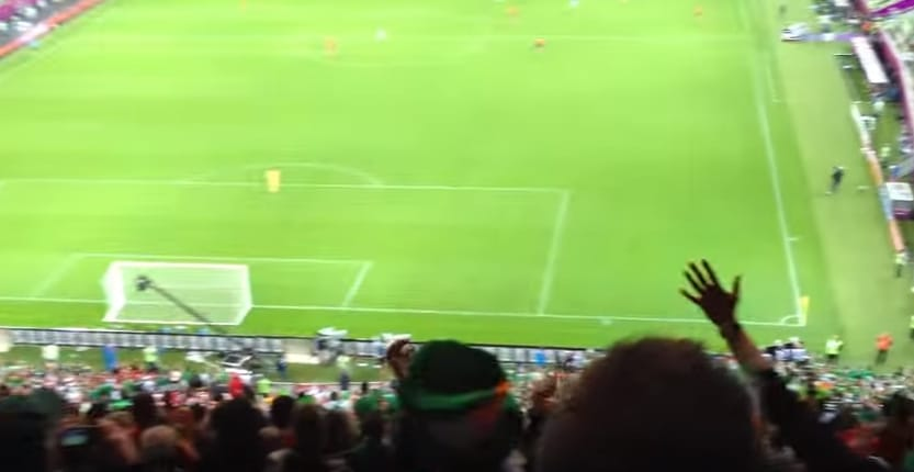 Klassikkovideo: Irlannin kannattajat dominoivat EM-kisoissa 2012