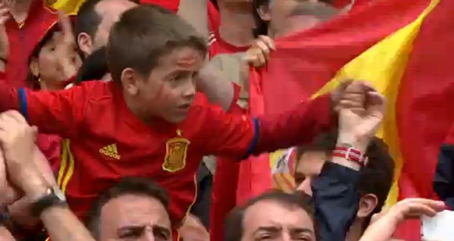 Video: Espanja viime hetken voittoon Piquen puskumaalilla