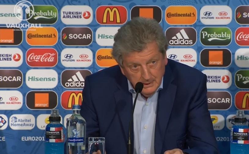 Roy Hodgson eroaa - oudot yksityiskohdat herättivät ihmetystä