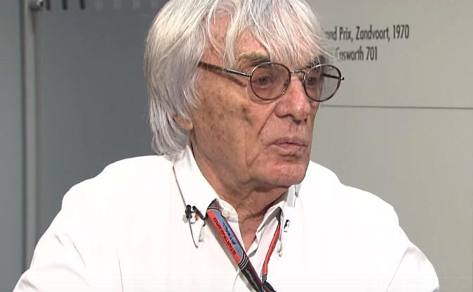 Anoppi siepattu - Bernie Ecclestonelta vaaditaan hurjia lunnaita