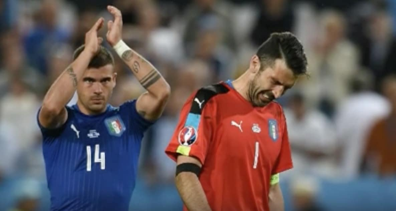 Video: Lohduton näky – Gianluigi Buffon purskahti kyyneliin