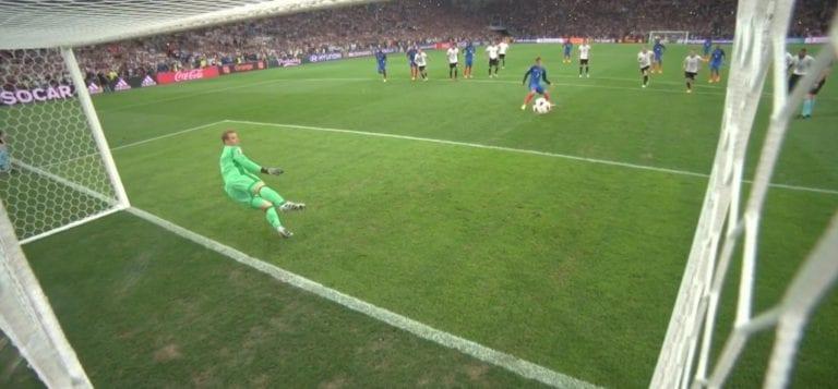 Antoine Griezmann kesytti Saksan koneen – Ranska EM-finaaliin!