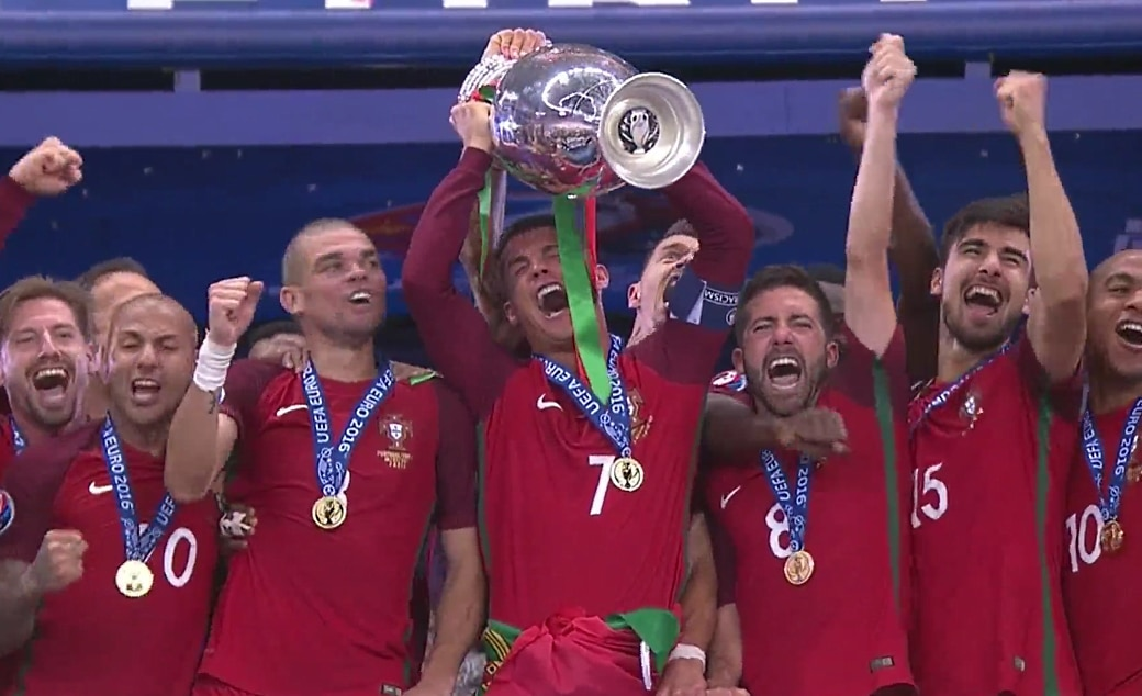 Portugali voittaa EM-kultaa - Pallomeri.net