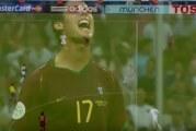 Klassikkovideo: Ranska kaatoi Portugalin MM-välierässä 2006