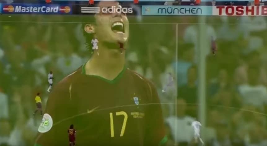 Portugali - Ranska MM 2006 välierä - Pallomeri.net
