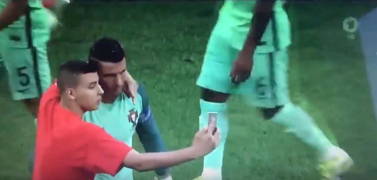 Ronaldolla EM-kisat jalkapallo / Pallomeri.net