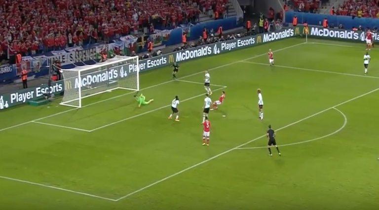 Nainggolanin hirmupommi ei riittänyt – Wales sensaatiomaisesti välieriin