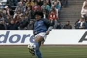 Nostalgiavideo: Diego Maradonan tanssahteleva alkulämpö 1989