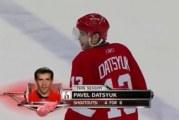 Pavel Datsjuk tänään 39 vuotta – tässä mestarin TOP-10 maalit Red Wingsissä
