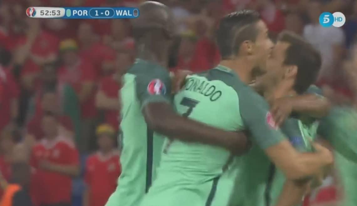 Video: Portugali EM-finaaliin!