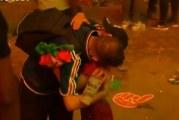 Video: Nuori portugalilaispoika lohdutti itkevää ranskalaismiestä