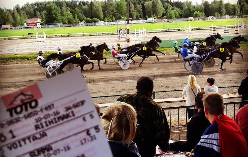 Toto65-ravit & Riihimäki Grand Prix noviisin silmin