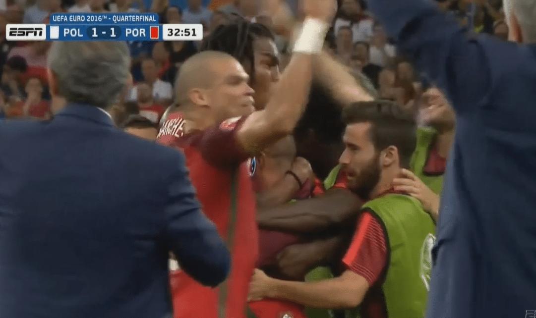 Video: Portugali välieriin ilman yhtään voittoa varsinaisella peliajalla