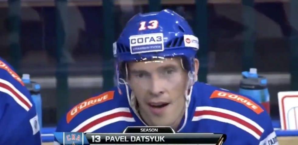 Pavel Datsyuk jättää SKA Pietarin – ura jatkuu Avtomobilistissa