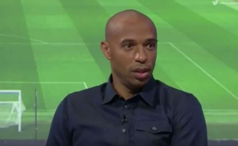 Kolme kuukautta se kesti – Thierry Henry hyllytettiin Monaco-pestistä