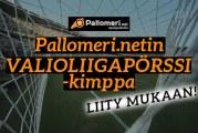 Pallomeri.netin Valioliigapörssi saatiin päätökseen – Lauri voitti PS4-konsolin