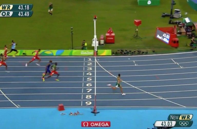 Wayde van Niekerkiltä ennennäkemätön juoksu – teki hurjan ME-tuloksen 400 metrillä