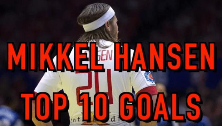 Video: Mikkel Hansen - maailman paras käsipalloilija
