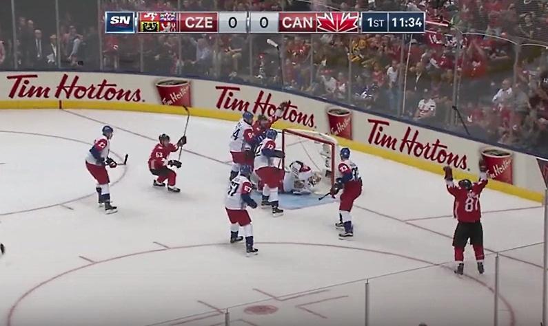 Video: Isäntämaa Kanada murskasi Tshekin World Cupissa