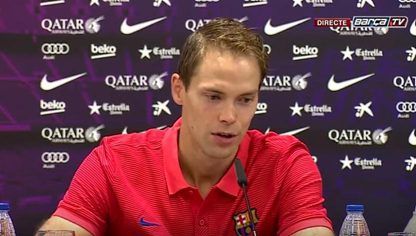 Petteri Koponen FC Barcelonan takamies - pallomeri.net