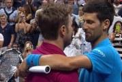 Video: Wawrinka yllätti Djokovicin ja vei US Openin