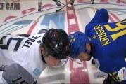 Video: Ruotsin ja Pohjois-Amerikan ottelu tuomarikamera-näkökulmasta
