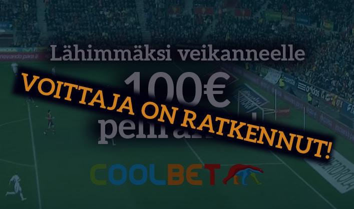 Saksa-Suomi -kisan voitto napattiin 8 sekunnin marginaalilla!