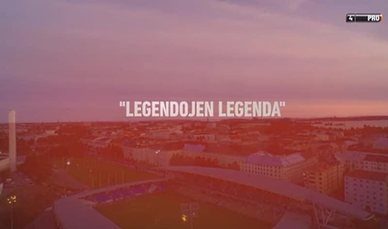 HIFK tribuutti Matti Hagman - Pallomeri.net