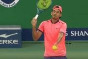 Video: Nick Kyrgios käyttäytyi lapsellisesti kentällä – ATP mätkäisi pelikiellon