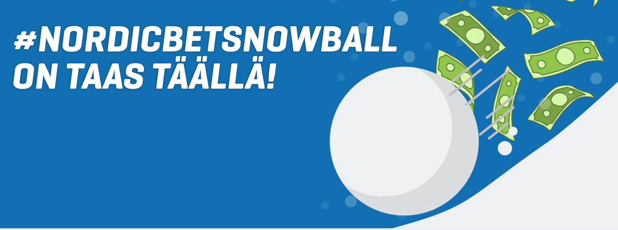 NordicBetin Snowball-kilpailu käynnissä – pääpalkintona matka ManU-Liverpool -peliin