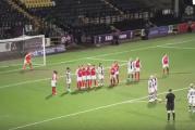 Video: Nerokkaimmat vapaapotkukuviot jalkapallokentiltä