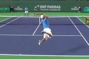 Video: ATP-pelaaja Brian Battistone omistaa maailman oudoimman syöttötekniikan