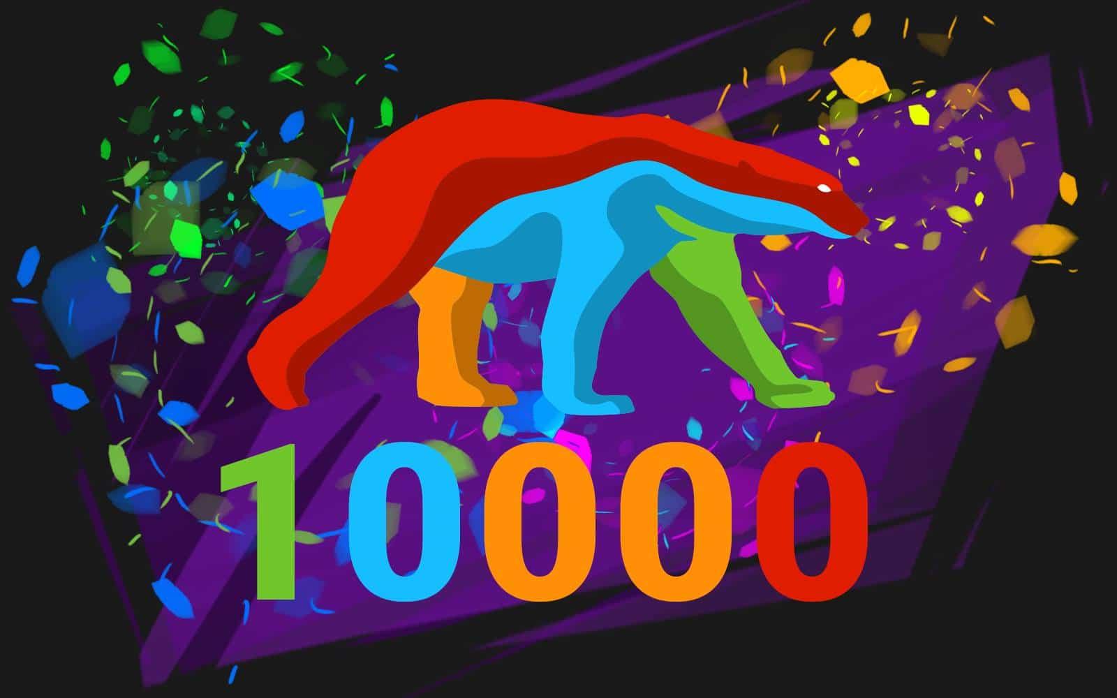 Coolbetin 10 000. asiakas palkitaan 500€ bonusrahalla