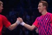 Henri Kontinen päätti kauden huikeaan ATP-finaaliturnauksen voittoon