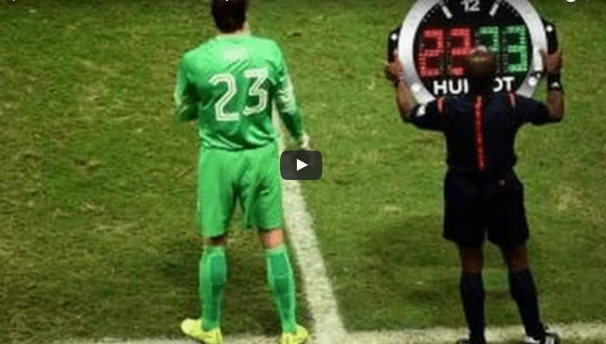 Video: TOP-10 onnistuneimmat vaihdot jalkapallo-otteluissa
