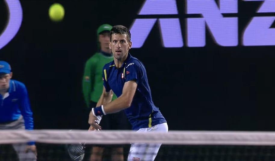 Novak Djokovic aloitti vakuuttavasti – Kei Nishikori joutui todella tiukille