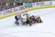 Video: 15 maalin normi-ilta Pittsburghissa – Capitalsin voittoputki poikki
