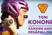 Toni Kohonen tänään 41 vuotta – tässä minidokumentti pesäpallolegendasta