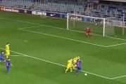 Video: Barcan pelaajalta fantastinen soolomaali nuorten Mestarien liigassa