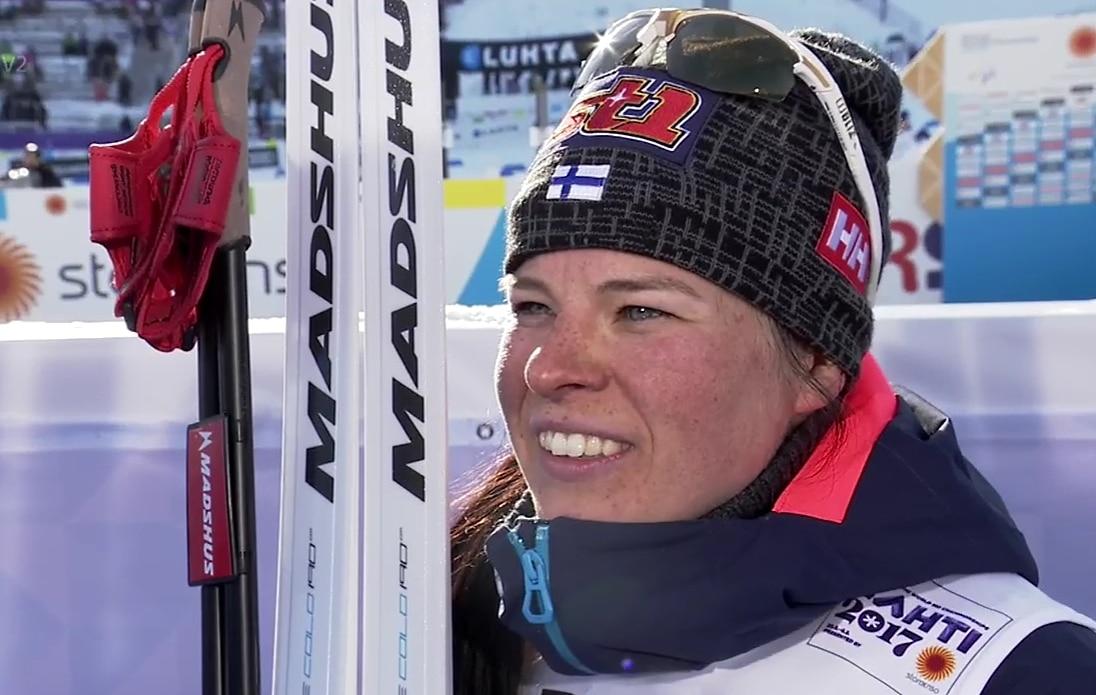 Krista Pärmäkoski jättää sprintin väliin – tässä hiihtäjät avausmatkalle