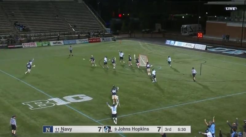 Lacrosse hämäys pallo piilossa - pallomeri.net