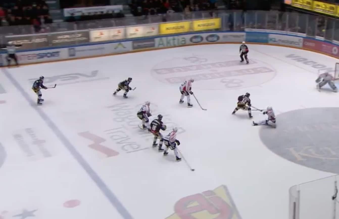 Liiga Ville Leskinen Kärpät / Pallomeri.net
