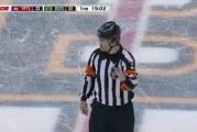Klassikkovideo: NHL-tuomarilta historian paras jäähykuulutus